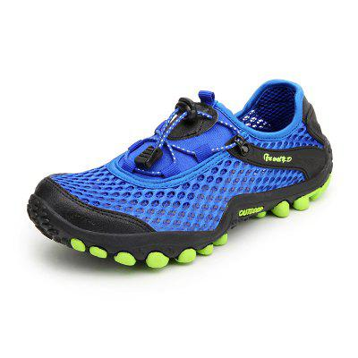 Male Outdoor Casual Mesh Hiking Shoes