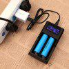 ZL220C Lithium Battery Smart Charger - BLACK