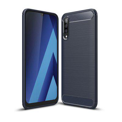 Naxtop Carbon Fiber Phone Case do Samsung Galaxy A70 / A705