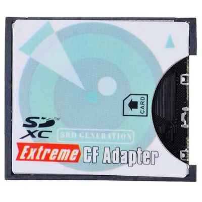 CY _  EP - 025 Camera SD SDHC SDXC to High-Speed Extreme Compact Flash Memory Card Adapter