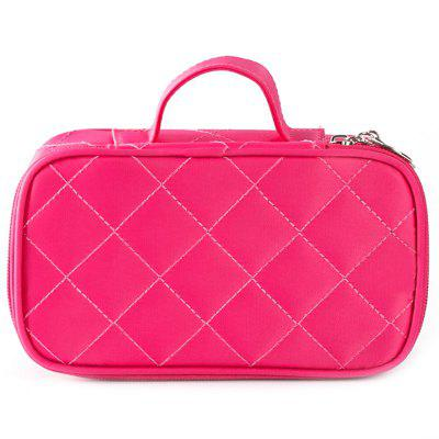 Female Nylon Waterproof Cosmetic Bag