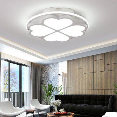 Round Bedroom Ceiling Lamp 36W 220V 50CM