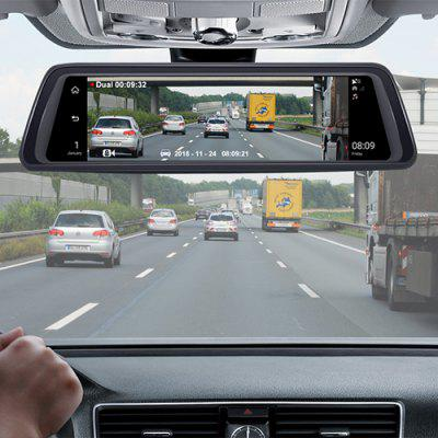 junsun K910 Multifunctional Rearview Mirror Driving Recorder Image