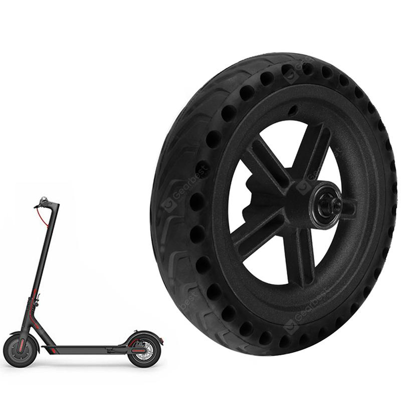 Gocomma Explosion-proof Wheel Hub for Xiaomi M365 Scooter - Black