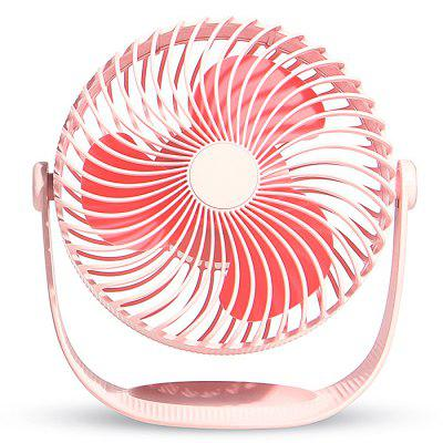 JRS - 18 Lightweight Creative Home Office Mute USB Small Fan