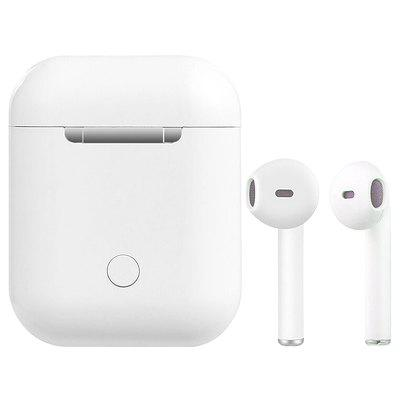 Bilikay i14 Touch Wireless Earphone - White