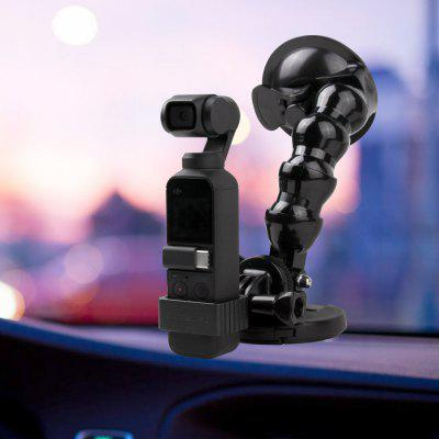 Sunnylife Aluminum Alloy Adapter Car Suction Cup for GOPRO DJI OSMO POCKET