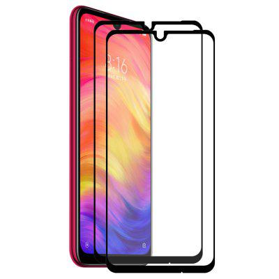 Hat - Prince Full-screen Flexible Tempered Glass Film for Xiaomi Redmi Note 7 / Note 7 Pro 2pcs
