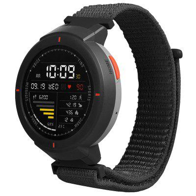 TAMISTER Monochrome Loopback Canvas Replacement Strap for Watch 3 AMAZFIT Verge
