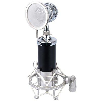 Live Broadcast Small Baby Bottle Phone Microphone Kit