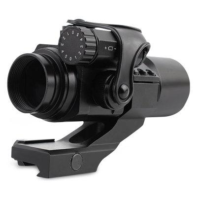 M2 Aluminium Alloy Red Dot Scope Sighting Device