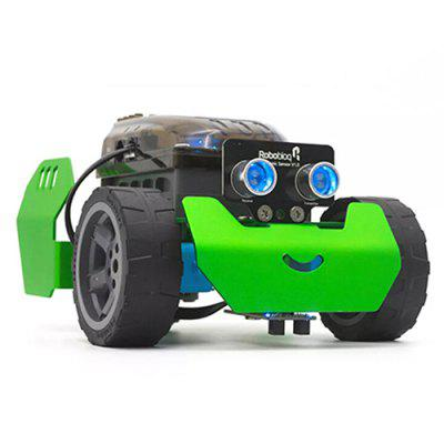 ROBOBLOQ Q - Scout Smart RC Robot Car Kit