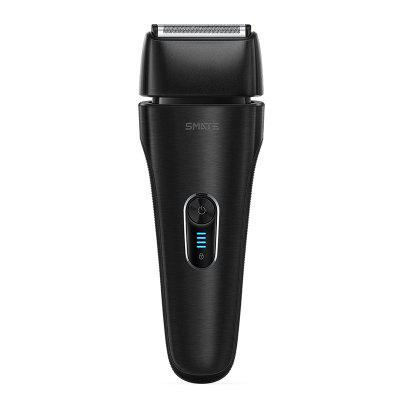 Smate ST - W482 Rechargeable Electric Shaver 4 Cutter Full Waterproof Body from Xiaomi youpin