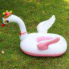 Children's Inflatable Toy Water Boat PVC Material - WHITE