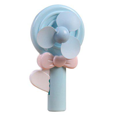 Mini Hand-held Lollipop Fan
