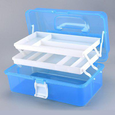 4FZ00090 3-layer Folding Storage Box