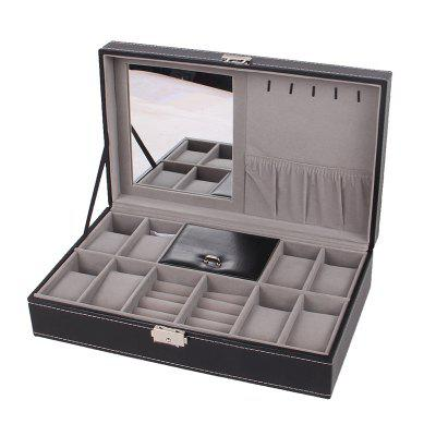 8 Watch Boutique Dressing Jewelry Box