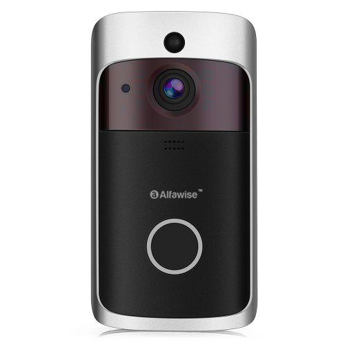 Alfawise L10 Smart Video Doorbell 720p Home Security