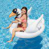 Water Riding Inflatable Toy - WHITE
