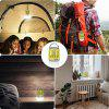 UTORCH 2-in-1 Mosquito Killer Camping Light - YELLOW