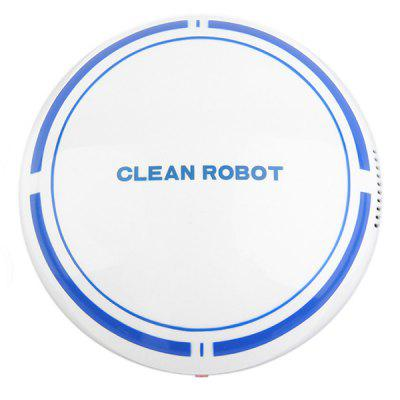Smart Robot Vacuum Cleaner USB Recharging