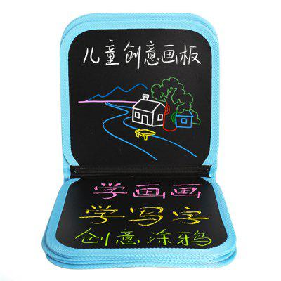 Portable Double-Sided Available Small Blackboard
