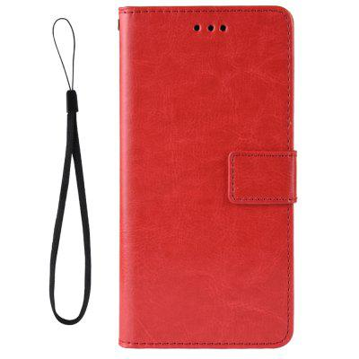 Luanke 4-in-1 Flip Phone Case voor Xiaomi Redmi 7