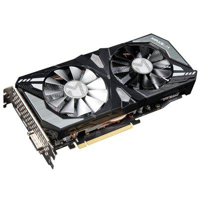 Placa de Vídeo GeForce GTX 1660 Terminator 6G Nvidia Gaming Video