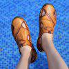 Male Breathable Outdoor Sandals - BROWN