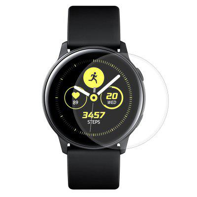 Hut - Prince Vollbild TPI-weicher Film für Samsung Galaxy Watch Active 2st
