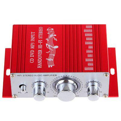 HY2001 Hi-Fi Auto Car Stereo Power Amplifier Music Player