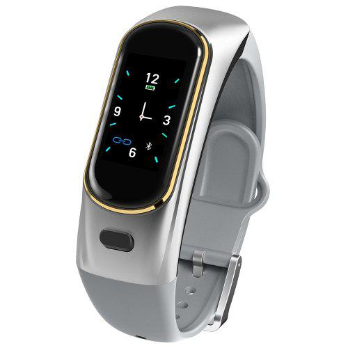 Bilikay H109 Bluetooth 4.2 Wireless Earphone Smart Watch 2 in 1