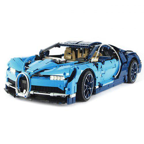 LP - 20086 Technology Series Super Sports Car Building Block 4031PCS