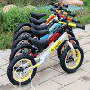 12 inch Child Balance Bike without Pedal Slide Scooter - YELLOW