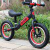 12 inch Child Balance Bike without Pedal Slide Scooter - ROSSO RED