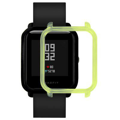 TAMISTER PVC Crystal Case voor AMAZFIT Youth Edition Watch