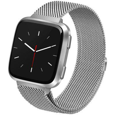 Milanese Stainless Sports Watch Strap for Fitbit Versa
