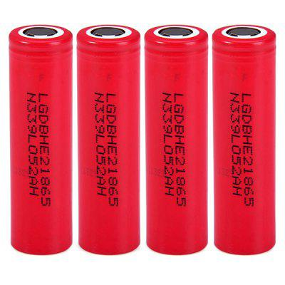 18650HE2 3.7V 2500mAh Batterie Lithium-ion sans Protection Board