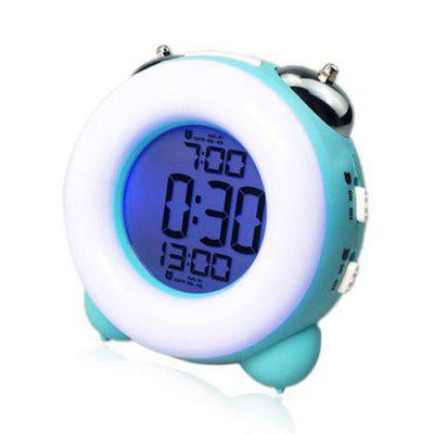 Children's Colorful Electronic Alarm Clock