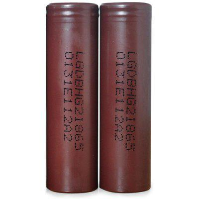 HG2 Rechargeable Li-ion Battery