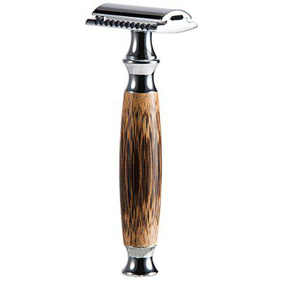 Men Vintage Sharp Cutter Double-sided Safety Razor