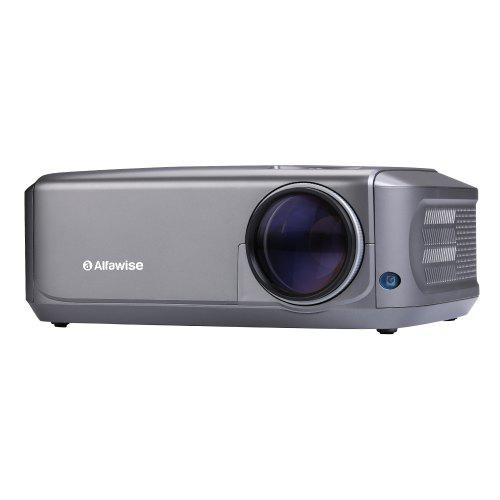 Alfawise A9 4300 Lumens HD Smart Projector Support 1080P