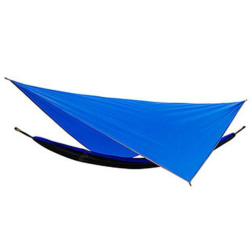 Gocomma Outdoor Portable Camping Tent Umbrella 250 x 150CM - Blueberry Blue