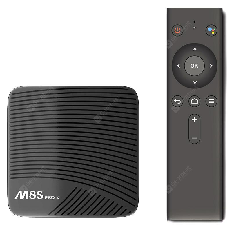 MECOOL M8S PRO L 4K TV Box with Voice Remote Control/3+32G
