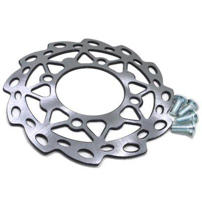190mm Front Brake Caliper Disc Disk Rotor Plate for Honda Dirt Pit Bike Motocross