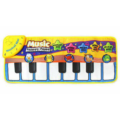 Multi-function Piano Music Blanket for Baby