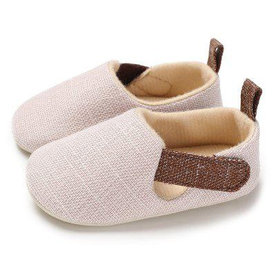 C - 477 0 - 1 Years Old Baby Casual Silicone Non-slip Toddler Shoes
