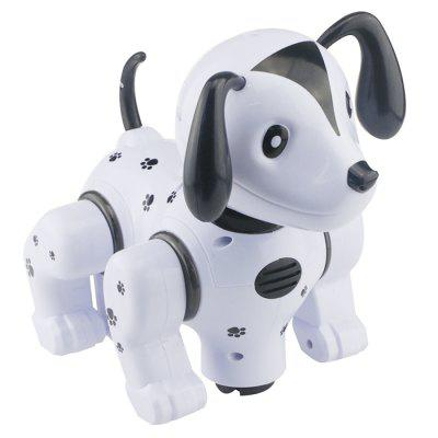 Intelligent Remote Control Music Lighting Story Robot giocattolo per cani
