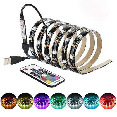 BRELONG DT041 Multi Color LED Strip Light TV luz de fondo