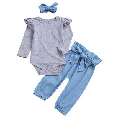 Casual Comfortable Baby Breathable Clothes Suit